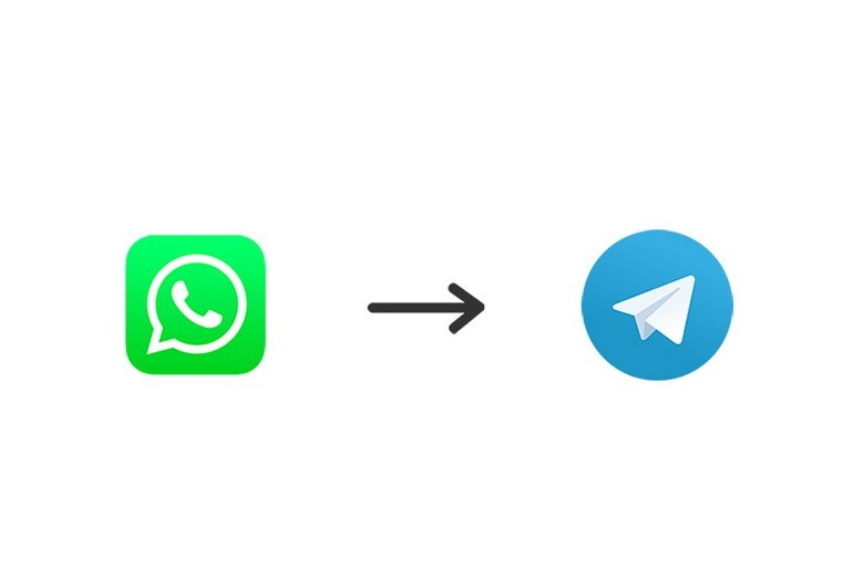 WhatsApp-в Telegram