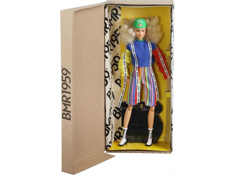 Кукла Barbie BMR 1959 кучерявая блондинка-в упаковке