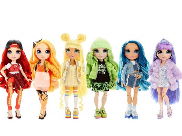 Rainbow High-куклы