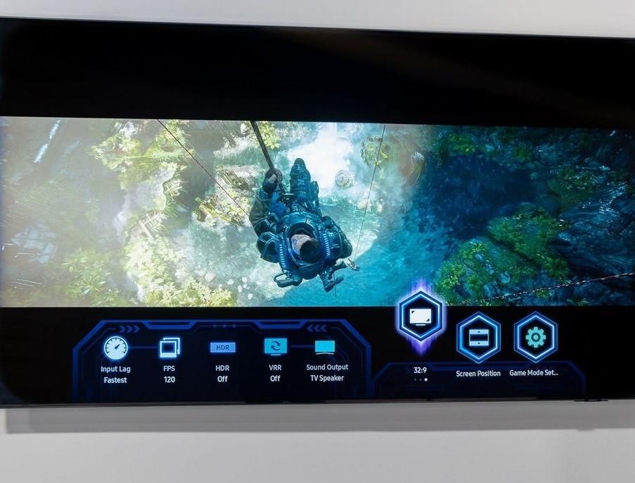 Режим-Ultrawide Gameview