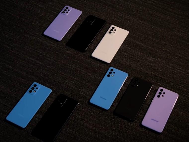 Samsung Galaxy A-все новинки