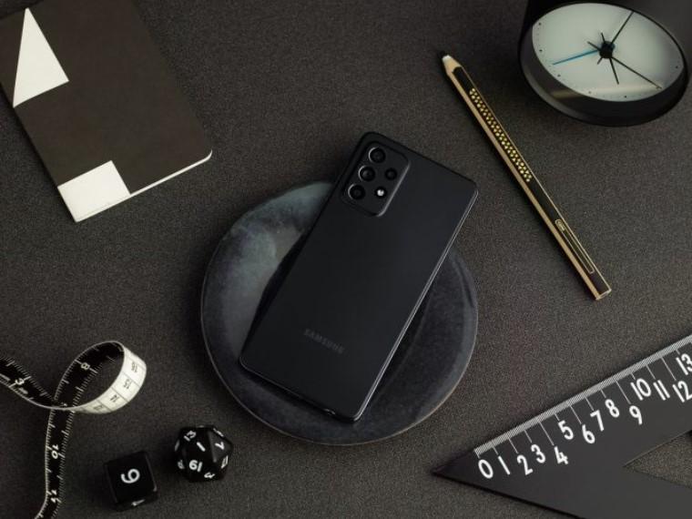 Samsung Galaxy A52-новинка.