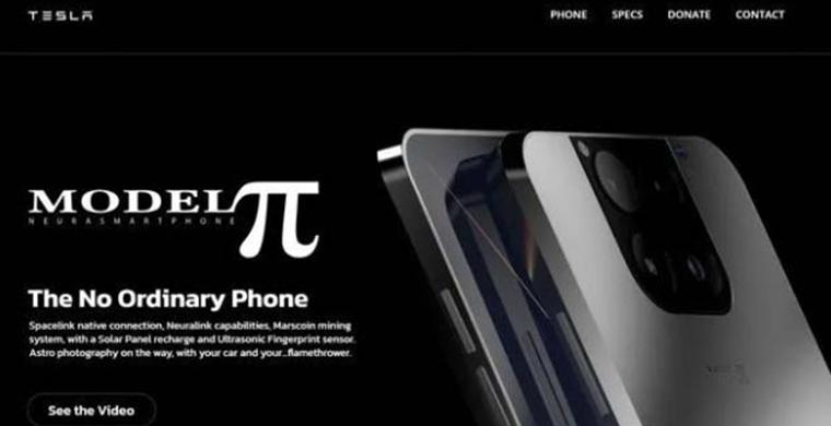 У мережі з'явилася свіжа інформація про перший смартфон, котрий нібито розробляється компанією Ілона Маска. Розповідаємо все, що відомо про гаджет під назвою Tesla Model Pi. -Блог Comfy