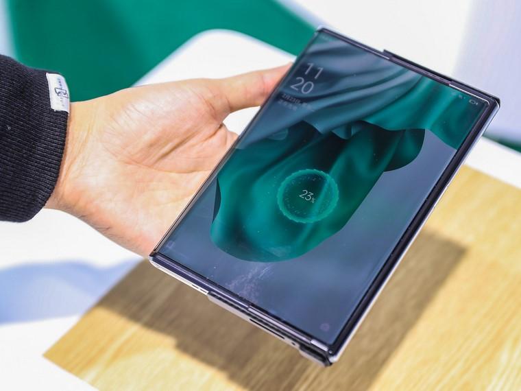 Технологии OPPO-Wireless Air Charging