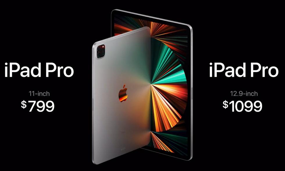 iPad Pro 2021-цена