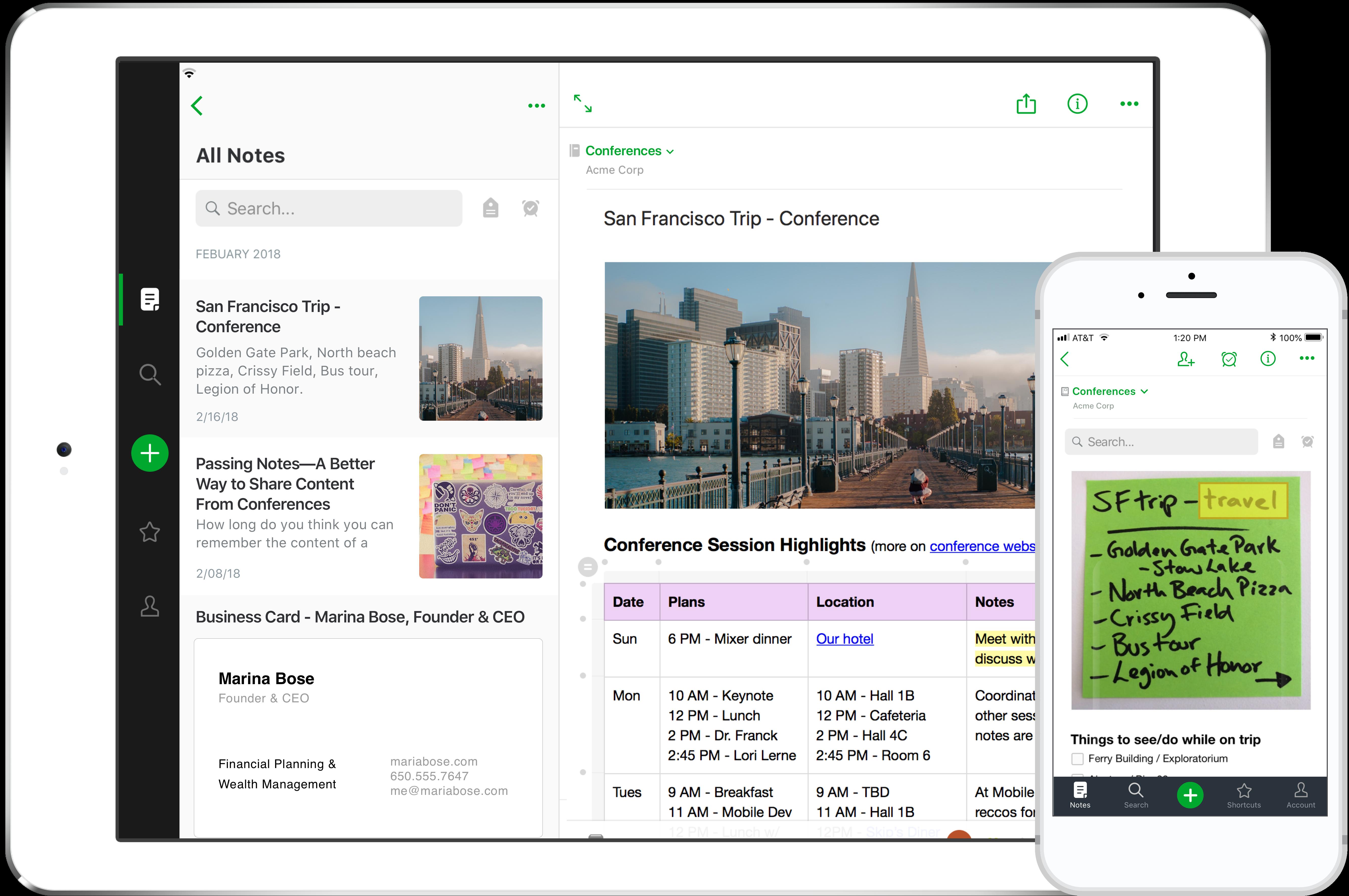 Evernote — приложение с продвинутым веб-клиппером