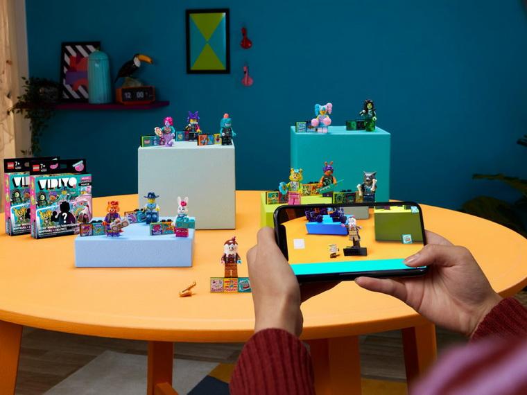 Конструктор LEGO VIDIYO Bandmates-Бэндмейты как играть.