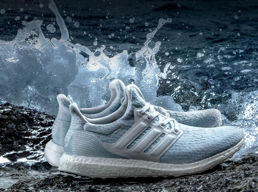 Adidas-из пластика