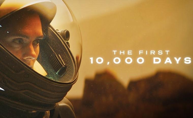 Первые 10 000 дней на Марсе-документальный фильм
