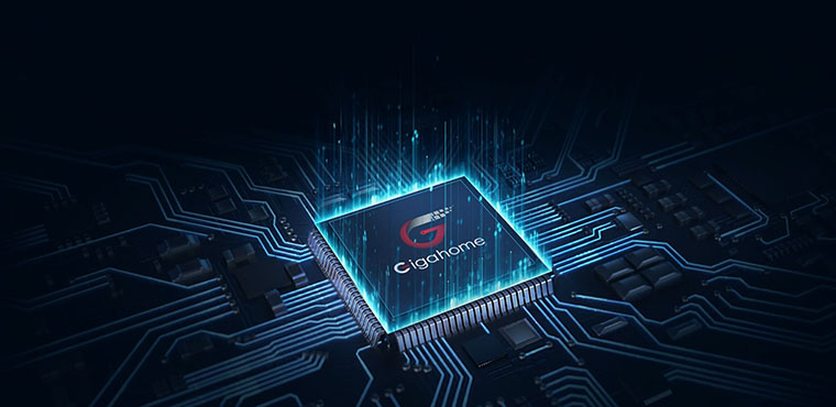 Процесор Gigahome