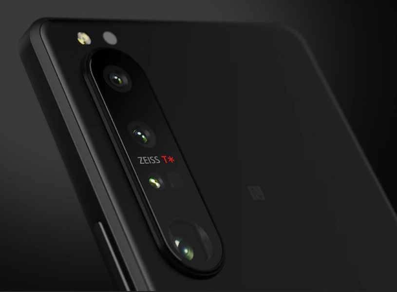 Sony Xperia 1 III-камера.