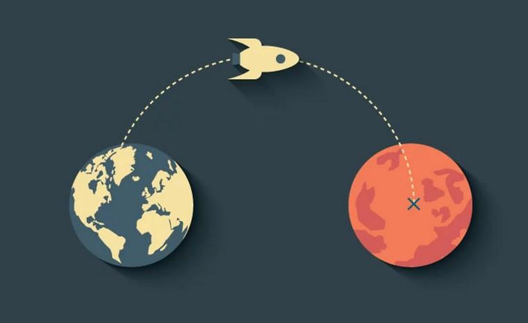 Марс колонизация