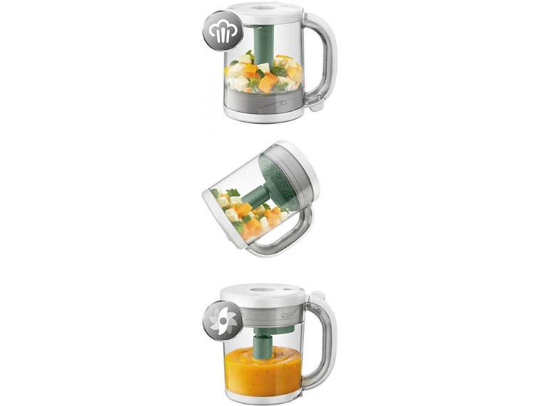 Philips SCF885 01 использование чаши