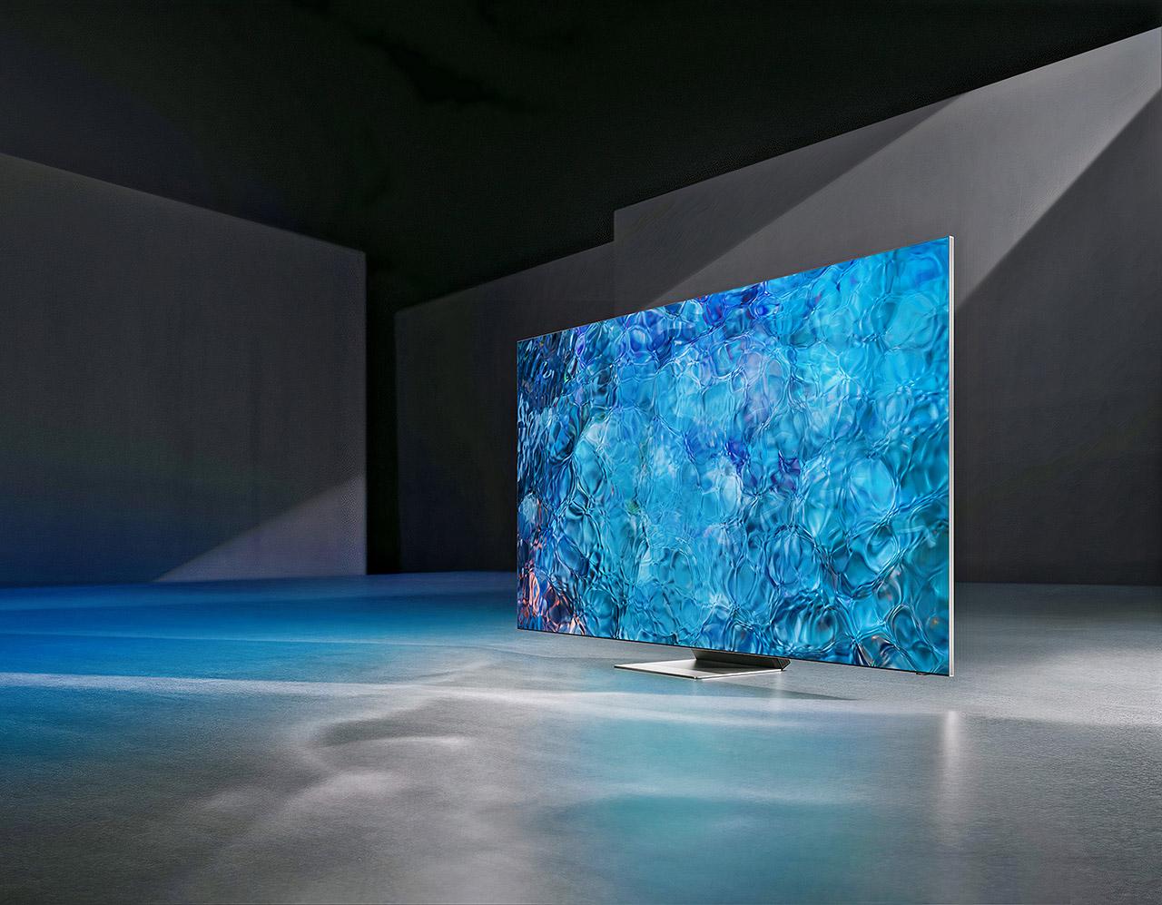 большой телевизор