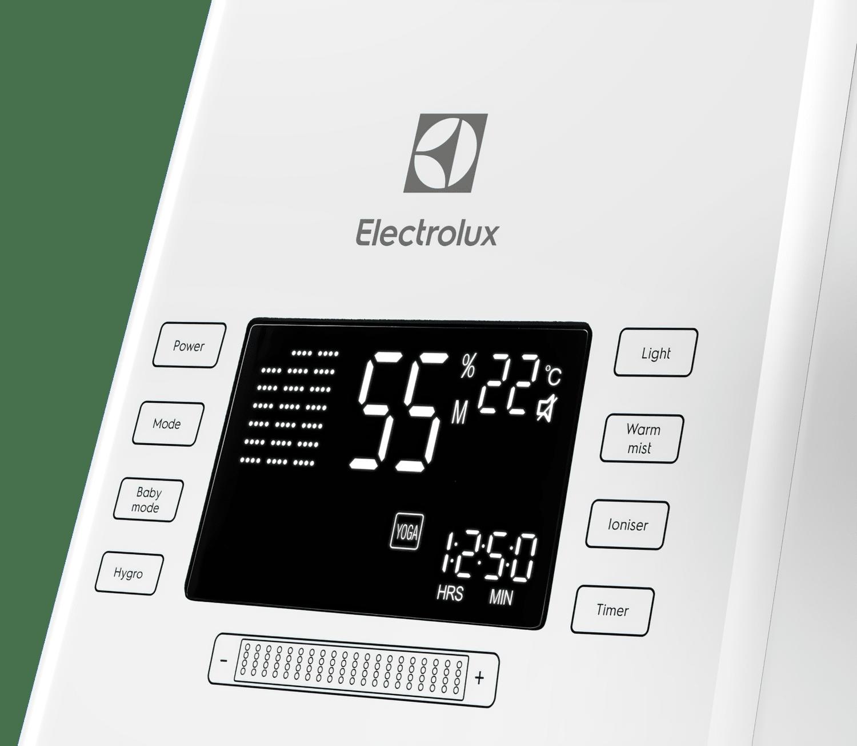 дисплей electrolux
