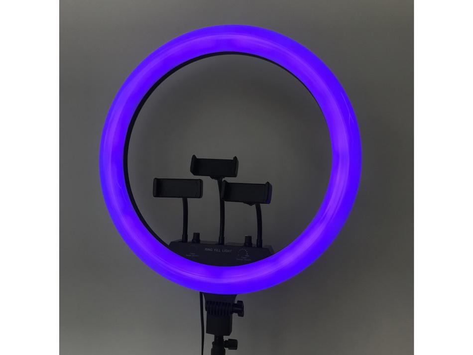 Кольцевая LED лампа-опыт использования