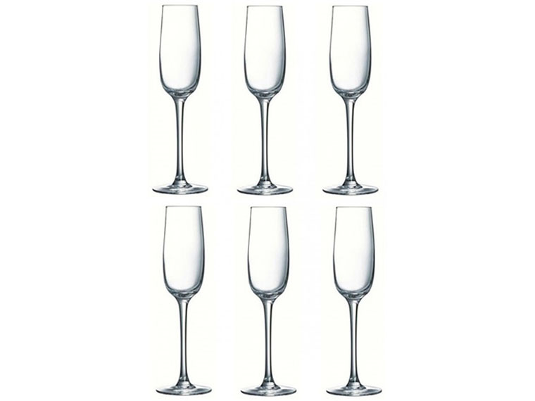 Набор бокалов для шампанского Luminarc