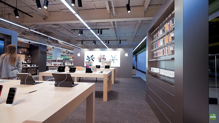 Новий Apple Shop