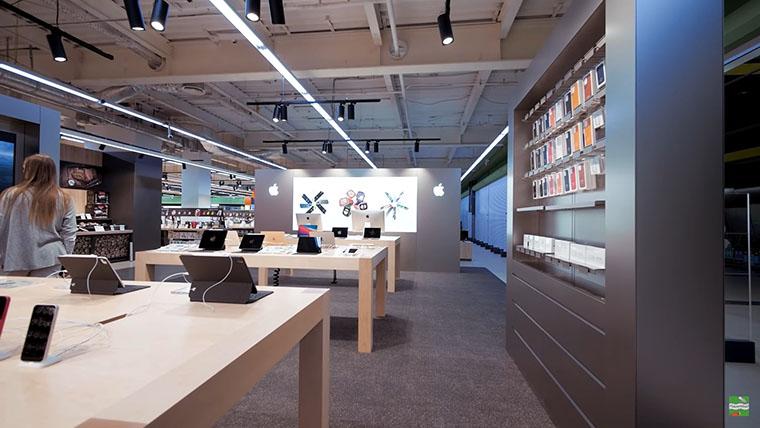 Новый Apple Shop