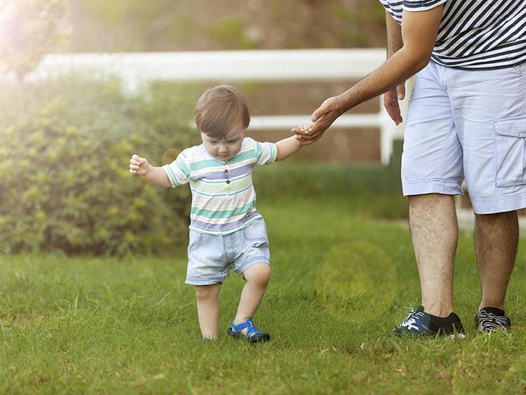 Прогулки для малышей