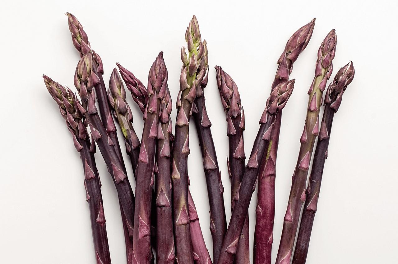 violette asparagus