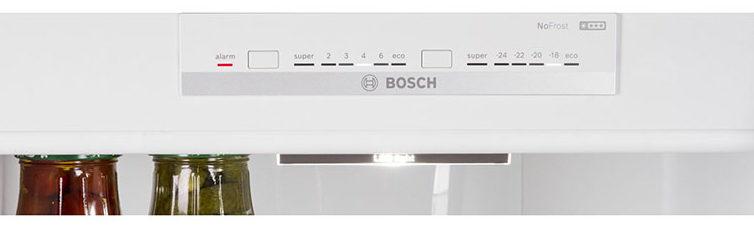 Холодильник Bosch KGN39VI306 панель управления