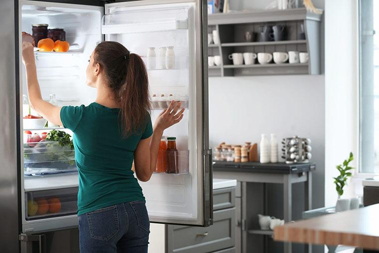 Холодильник в оселі