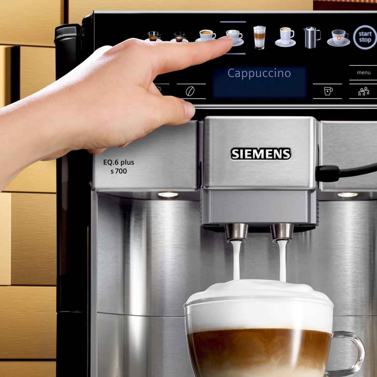 кофемашина сименс с дисплеем