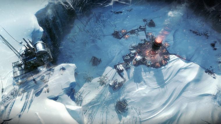 Frostpunk создана как игра в жанре выживания, где вам предстоит бороться за сохранение жизни поселенцев в суровых условиях