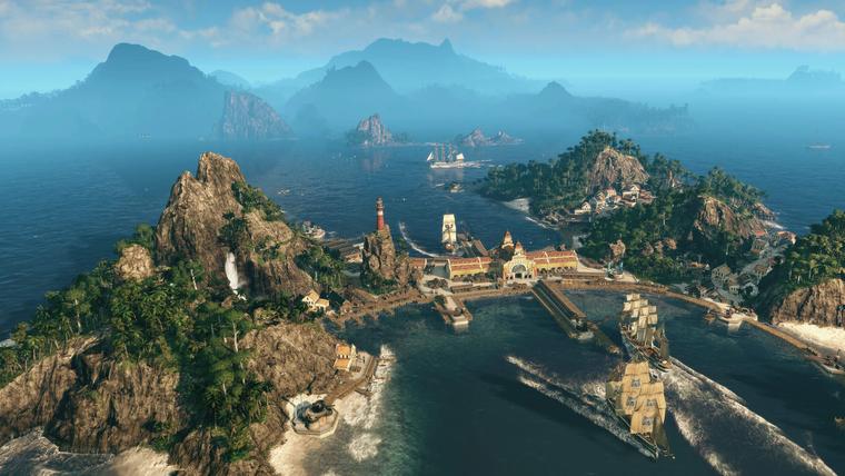 Крім Anno 1800, в лінійці є ігри для любителів сучасних епох