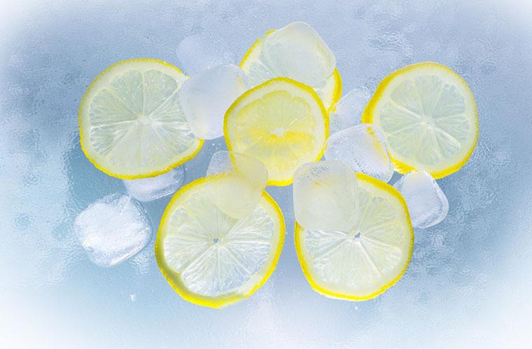 Лимони й лід