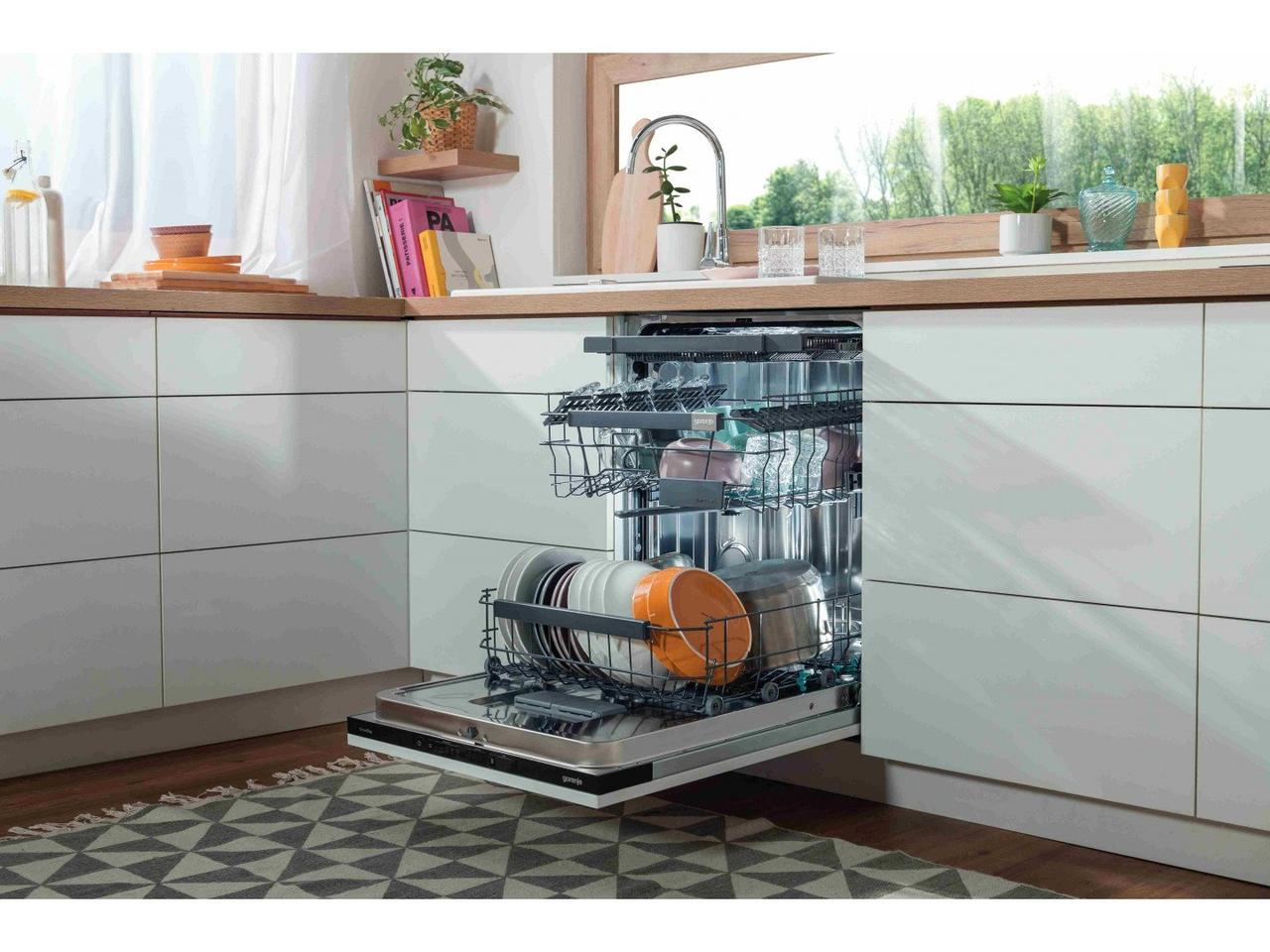 Посудомоечная машина горение на кухне