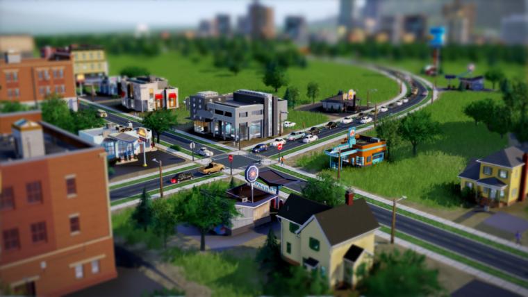 знаменитый градостроительный симулятор с увлекательным сюжетом и приятной графикой