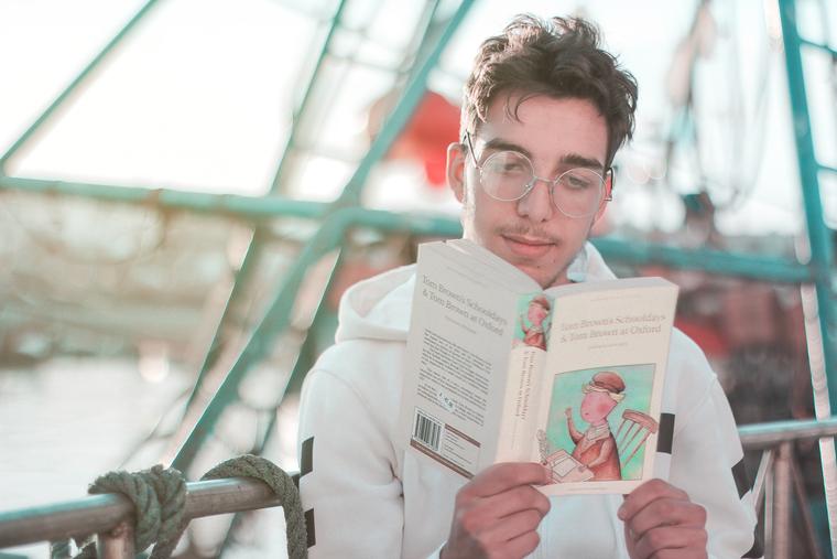 Выберите удобный для себя способ знакомства с книгами и литературными новинками