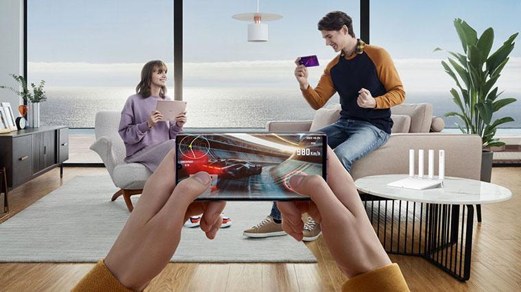 Huawei AX3 для разных задач