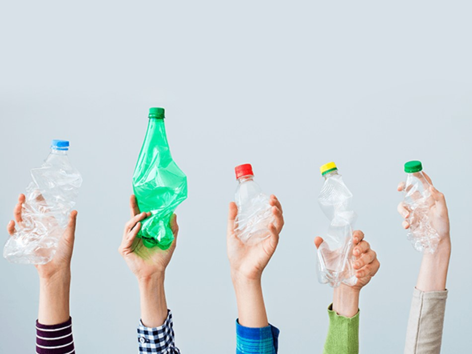 Пластик-ресайклинг.