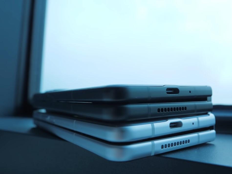 Samsung Galaxy-складные новинки