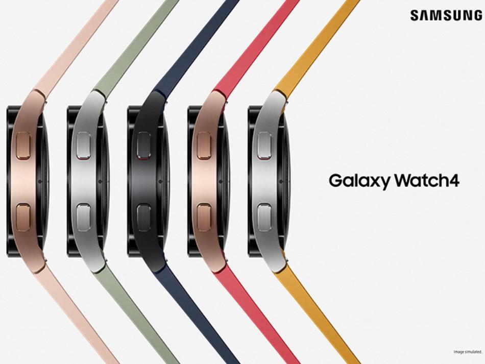 Samsung Galaxy Watch 4-расцветки