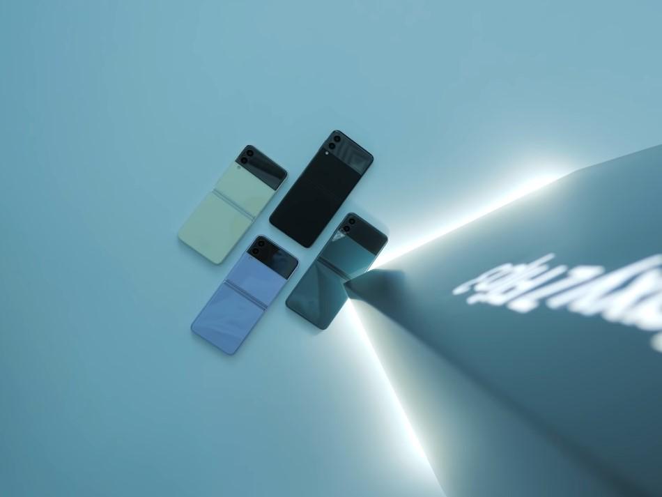 Samsung Galaxy Z Flip 3-расцветки