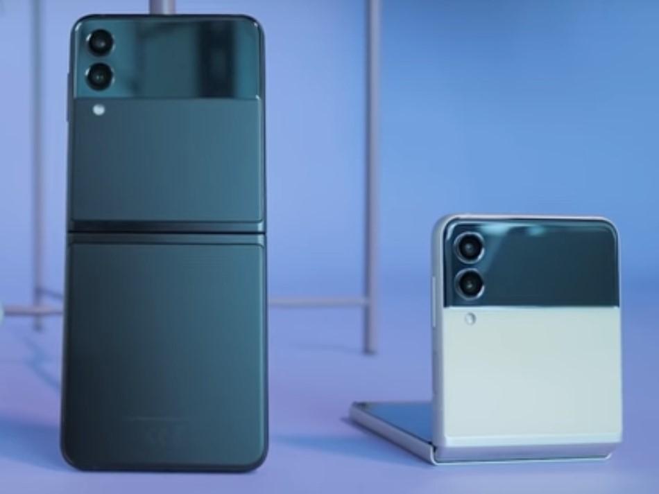 Samsung Galaxy Z-новые складные смартфоны