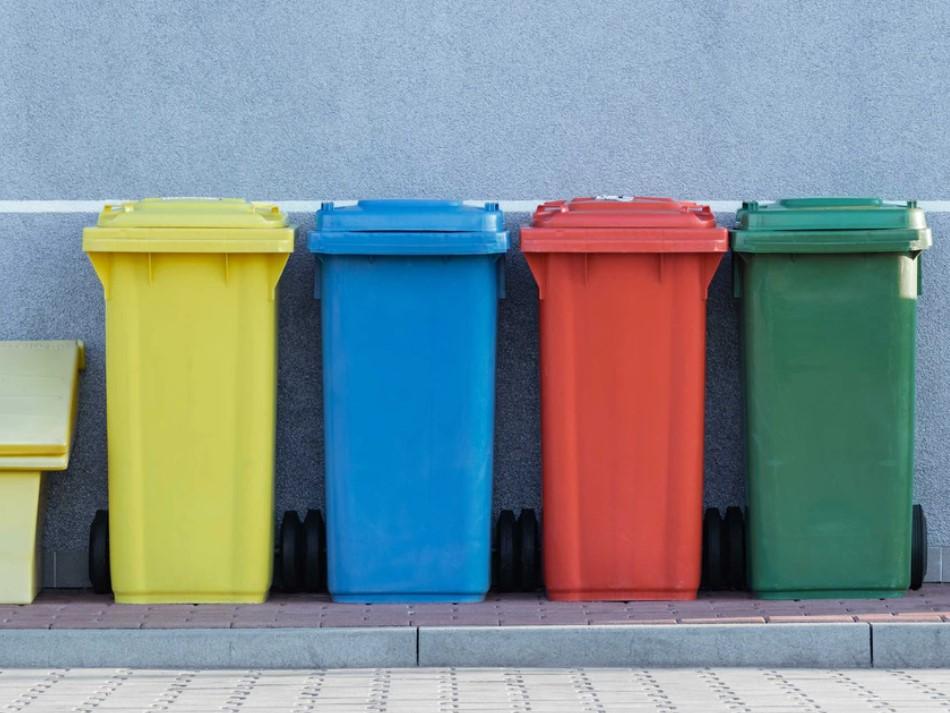 Сортировка мусора-экологическая осознанность