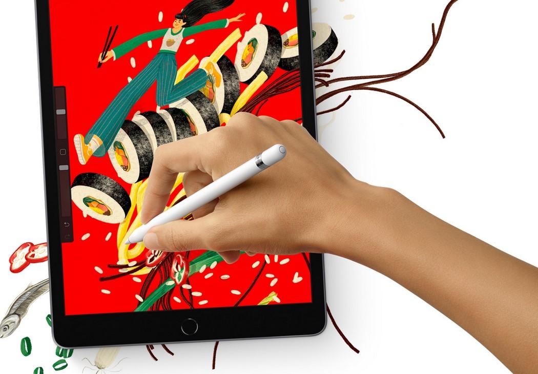 Apple iPad 9-поддержка стилуса