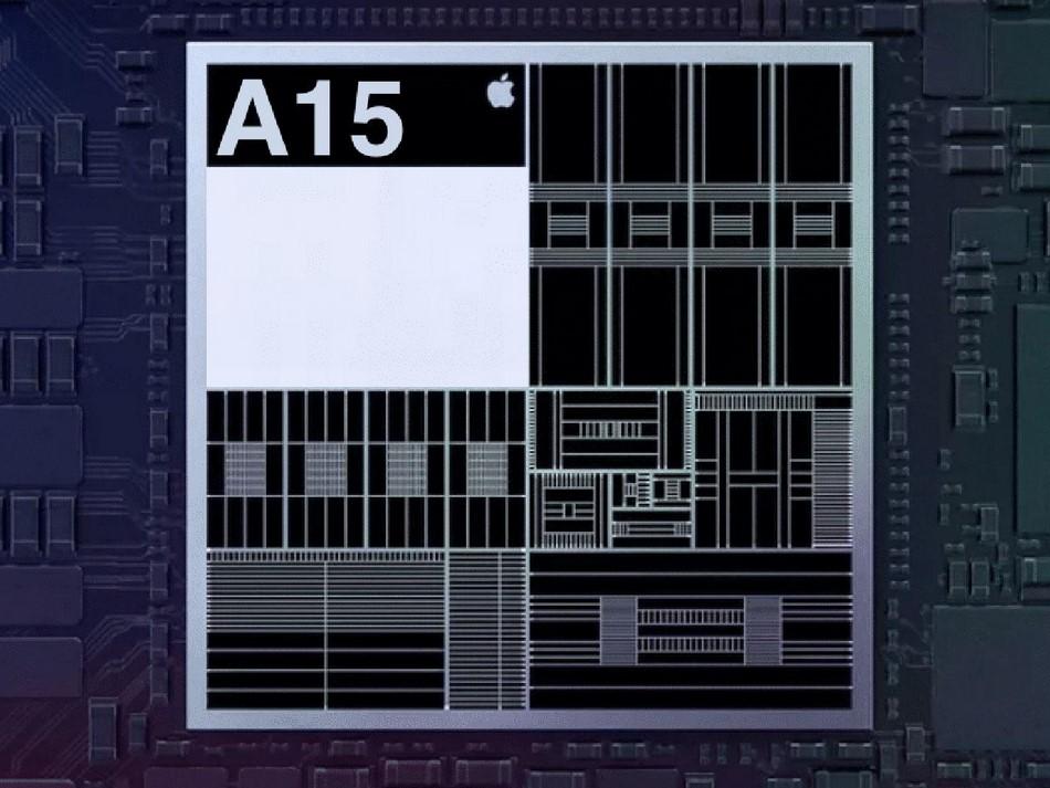 Apple iPhone 13-процессор