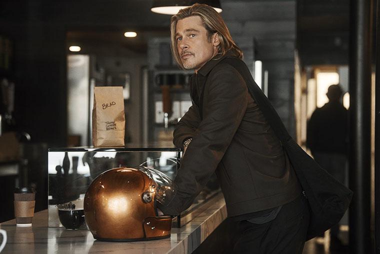 Бред Пітт також полюбляє каву — актор став амбасадором De'Longhi