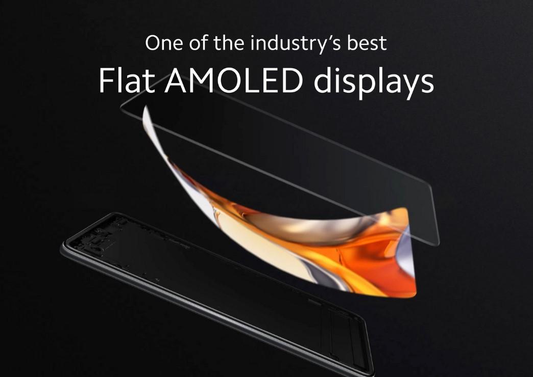 Xiaomi 11T и 11T Pro-экран