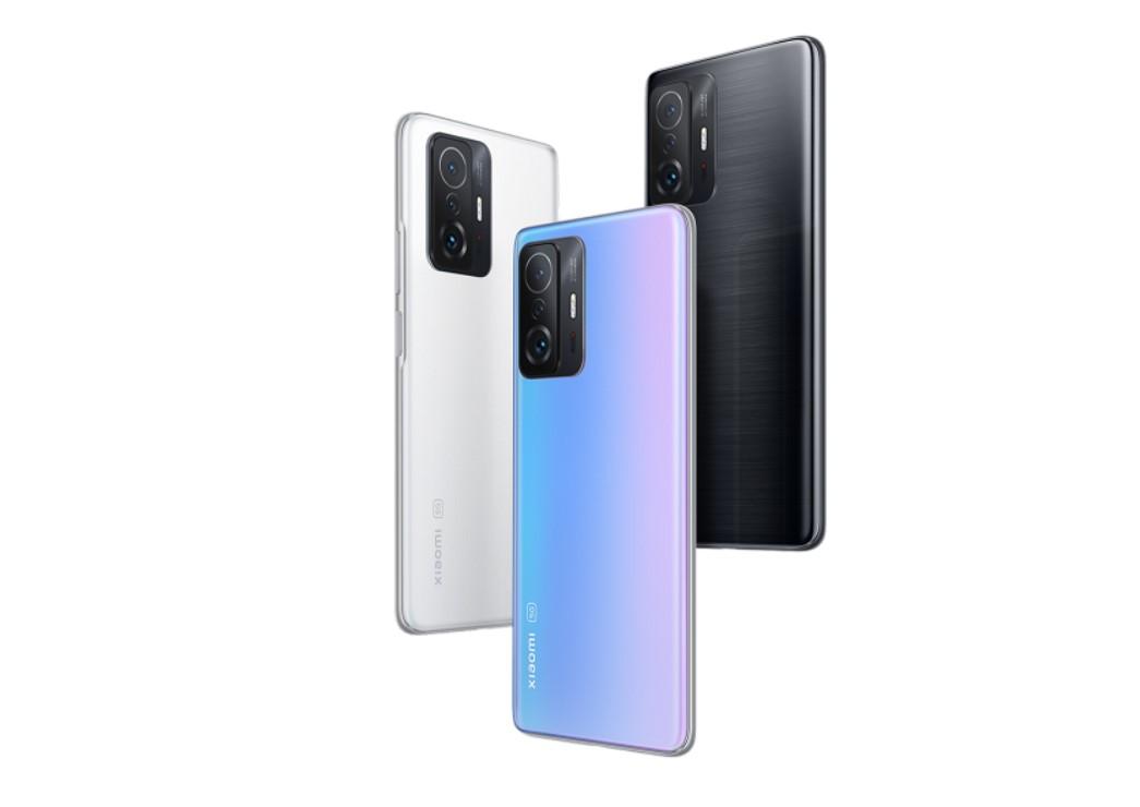 Xiaomi 11T и 11T Pro-расцветки